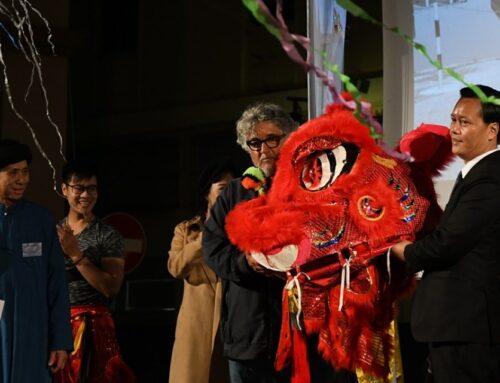 Vietnam special guest a Cervia e il Museo dell'Aquilone adotta un dragone!